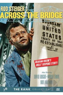Across the Bridge DVD Cover Art