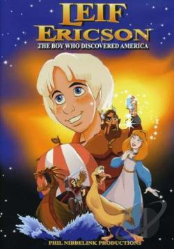 Leif Ericson DVD Cover Art
