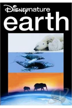 Earth DVD Cover Art