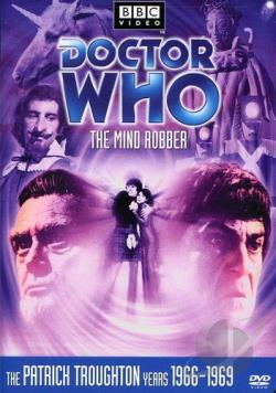 Doctor Who - The Mind Robber DVD Cover Art