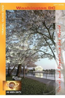 Globe Trekker - Washington DC DVD Cover Art