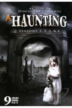 Haunting: Seasons 1-4 DVD Cover Art