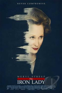 Iron Lady DVD Cover Art