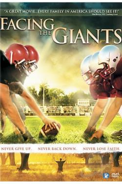 Facing the Giants DVD Cover Art
