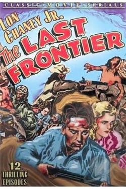 Last Frontier DVD Cover Art
