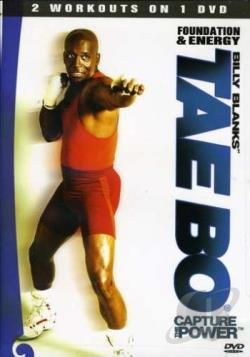 Billy Blanks - Tae Bo: Foundation And Energy DVD Cover Art
