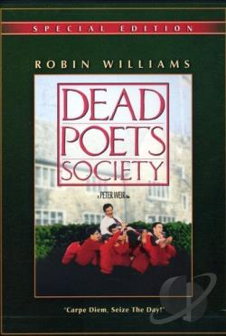 Dead Poets Society DVD Cover Art