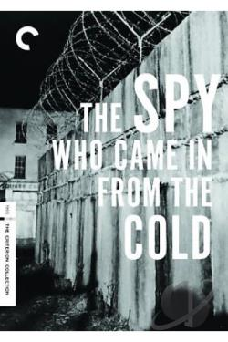 Spy Who Came In From The Cold DVD Cover Art