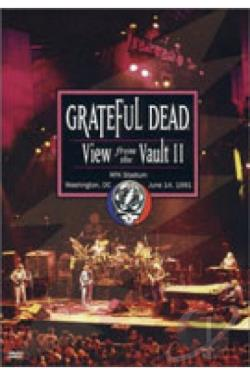Grateful Dead - View From The Vault II DVD Cover Art