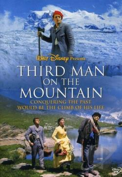 Third Man on the Mountain DVD Cover Art
