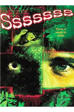 Sssssss DVD Cover Art