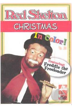 Red Skelton Christmas Show - Freddie and the Yuletide Doll DVD Cover Art