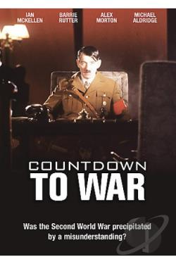 Countdown To War DVD Cover Art