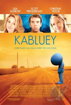 Kabluey DVD Cover Art