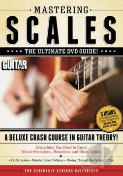 Guitar World: Mastering Scales DVD Cover Art