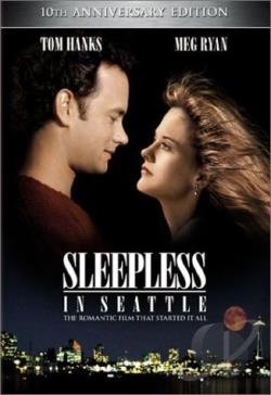 Sleepless in Seattle DVD Cover Art