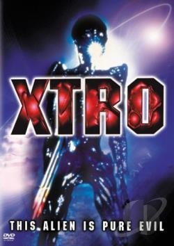 Xtro DVD Cover Art