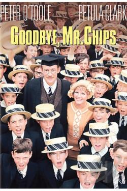 Goodbye, Mr. Chips DVD Cover Art