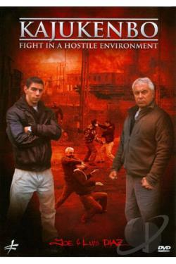 Luis & Joe Diaz: Kajukenbo - Fight in a Hostile Environment DVD Cover Art