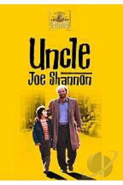 Uncle Joe Shannon DVD Cover Art