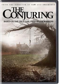 Conjuring DVD Cover Art