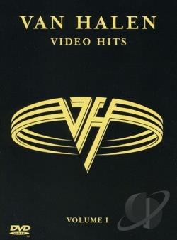 Van Halen - Video Hits, V. 1 DVD Cover Art
