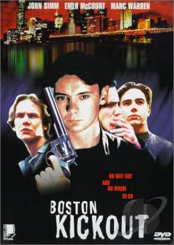 Boston Kickout DVD Cover Art