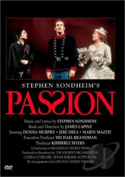 Passion DVD Cover Art