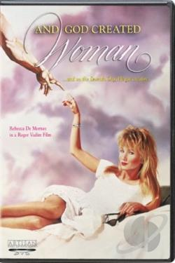 And God Created Woman DVD Cover Art