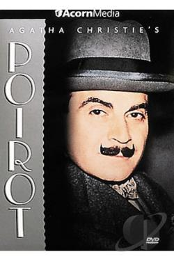Agatha Christie's Poirot - Silver Set DVD Cover Art