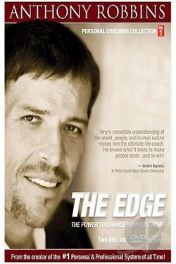 Anthony Robbins - The Edge DVD Cover Art