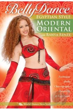 BellyDance: Egyptian Style - Modern Oriental DVD Cover Art