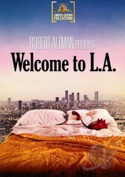 Welcome to L.A. DVD Cover Art
