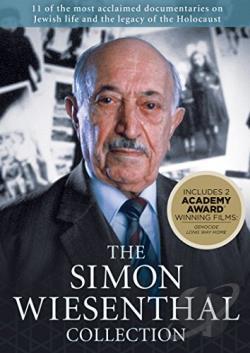 simon wiesenthal film collection dvd movie