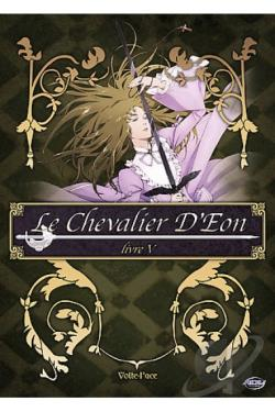 Chevalier D'Eon - Vol. 5: Volte-Face DVD Cover Art