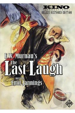 Last Laugh DVD Cover Art