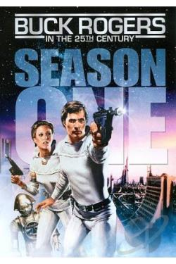 Buck Rogers in the 25th Century: Season One DVD Cover Art