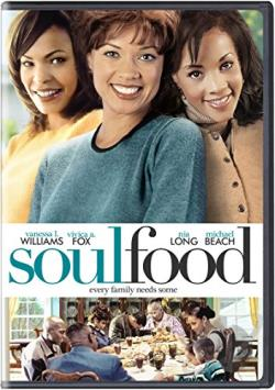 Soul Food DVD Cover Art