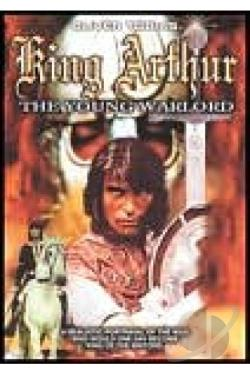 King Arthur, the Young Warlord DVD Cover Art
