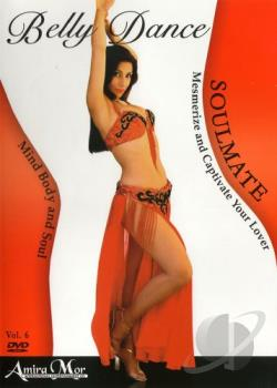 Belly Dance For Your Soulmate DVD Cover Art