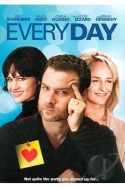 Every Day DVD Cover Art