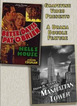 Hell's House/Manhattan Tower DVD Cover Art