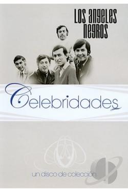 Celebridades - Los Angeles Negros DVD Cover Art