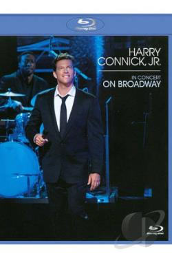 Harry Connick, Jr.: In Concert on Broadway BRAY Cover Art