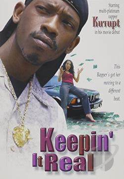 Keepin' It Real DVD Cover Art