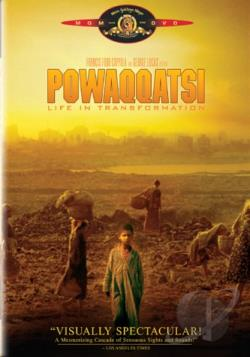 Powaqqatsi DVD Cover Art