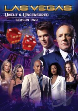 Vegas - Season 2 DVD Cover Art