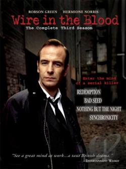 Wire in the Blood - The Complete Third Season DVD Cover Art
