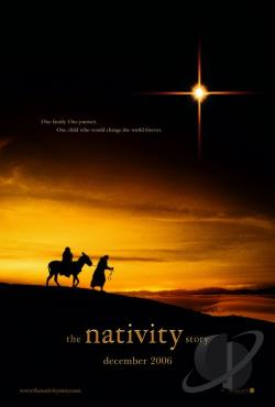Nativity Story DVD Cover Art