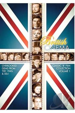 British Cinema DVD Cover Art